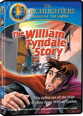 Torchlighters: William Tyndale Story - .MP4 Digital Download