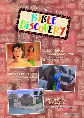 The Great Bible Discovery Volume 2
