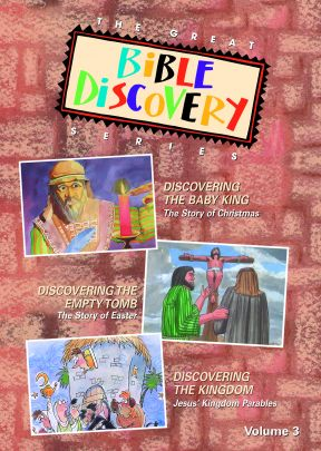 The Great Bible Discovery Volume 3 - .MP4 Digital Download