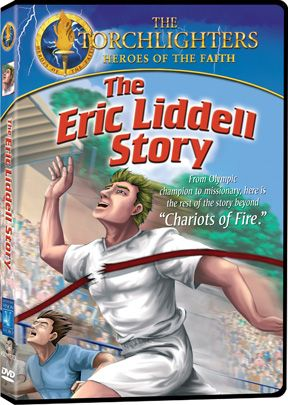 Torchlighters: The Eric Liddell Story - .MP4 Digital Download