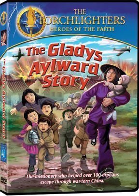 Torchlighters: The Gladys Aylward Story - .MP4 Digital Download