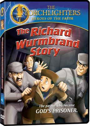 Torchlighters: The Richard Wurmbrand Story - .MP4 Digital Download