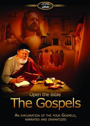 """The Gospels (""""Open The Bible"""" Series)"""