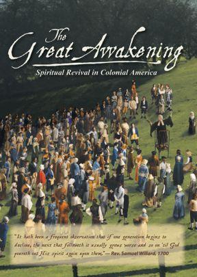 The Great Awakening - Spiritual Revival in Colonial America - .MP4 Digital Download