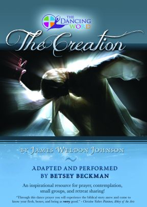 The Dancing Word - Creation - .MP4 Digital Download