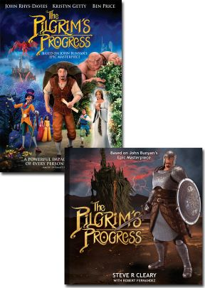 The Pilgrim's Progress - Feature DVD and Book