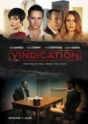Vindication: Episode 1- Alibi - MP4 Digital Download
