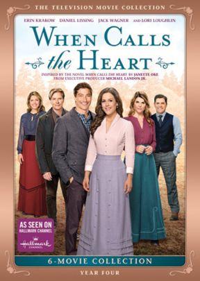 When Calls the Heart: Season 4: 6-movie collection