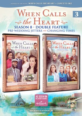 When Calls the Heart: Double Feature (Pre-Wedding Jitters & Changing Times)