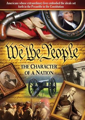 We The People: The Character Of A Nation DVD
