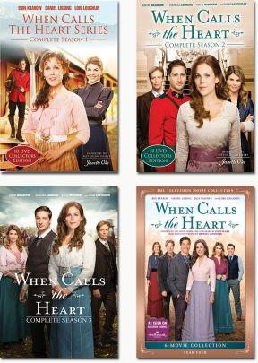 When Calls the Heart - Seasons 1-4