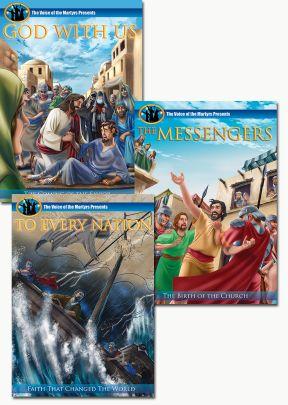 Witnesses Trilogy