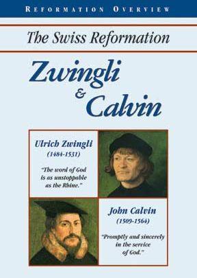 Zwingli And Calvin - .MP4 Digital Download