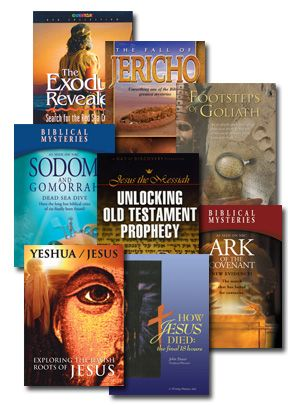 Biblical Mysteries - Set of 8