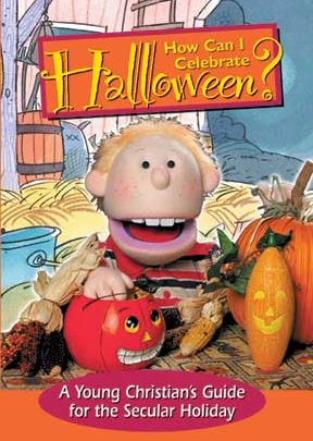 How Can I Celebrate Halloween?-DVD