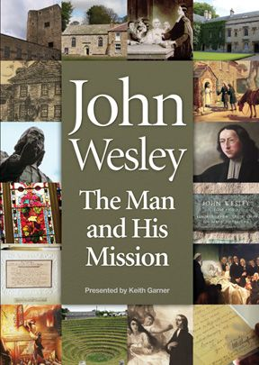 John Wesley: The Man and His Mission-DVD