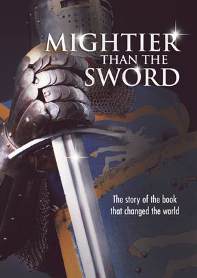 Mightier Than The Sword-DVD