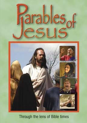 Parables Of Jesus-DVD
