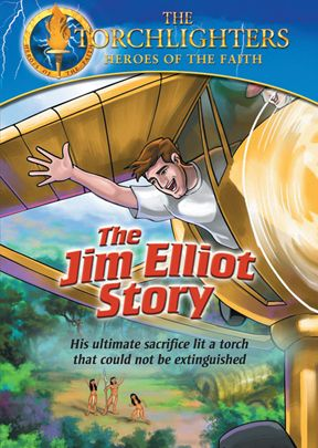Torchlighters: The Jim Elliot Story-DVD