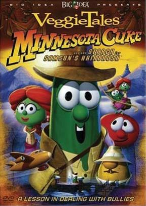 Veggie Tales: Minnesota Cuke And The Search For Samson's Hairbrush