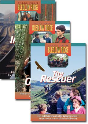 Youth Adventure Series - Set Of Three-DVD